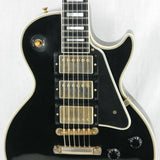 1957 Gibson Les Paul Custom 3 Pickups! LPB-3 Black Beauty Historic Reissue 57 Jimmy Page