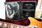 2010 Gibson Custom Shop SLASH #5 AFD Les Paul MURPHY AGED SIGNED Appetite For Destruction