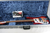 2017 Rickenbacker 4003s Left-Handed Fireglo Bass! Paul McCartney Beatles 4001 4003 LH