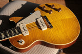 2014 Gibson 54 Reissue Les Paul FLAMETOP! Chambered Historic 1954 R4! Wraptail! CR4