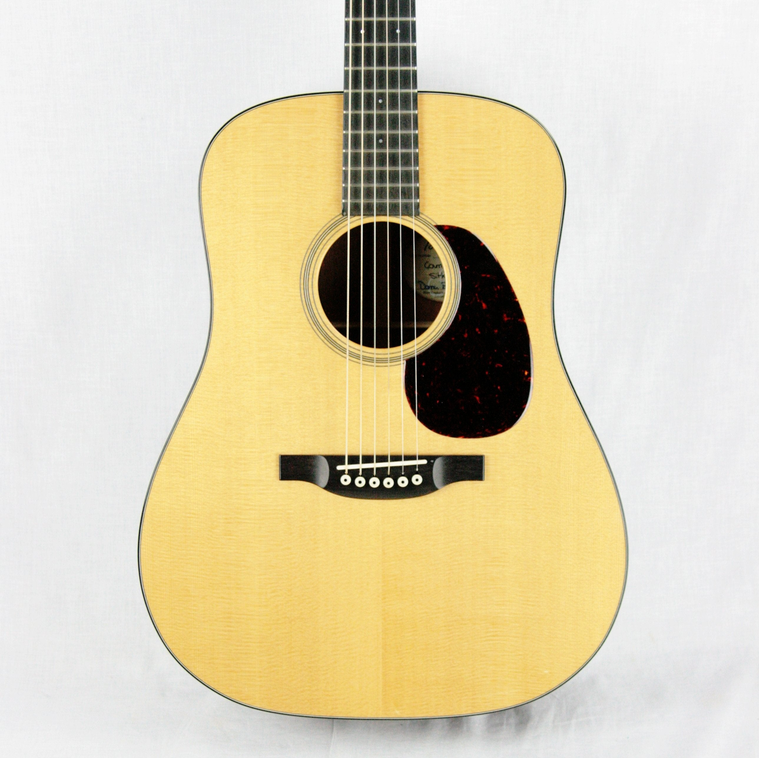 2007 Bourgeois D Country Boy Dreadnought Sitka Top Mahogany Back/Sides D18