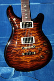 MINT 2018 PRS Wood Library 594 Artist Quilt Top! Paul Reed Smith Cocobolo Swamp Ash