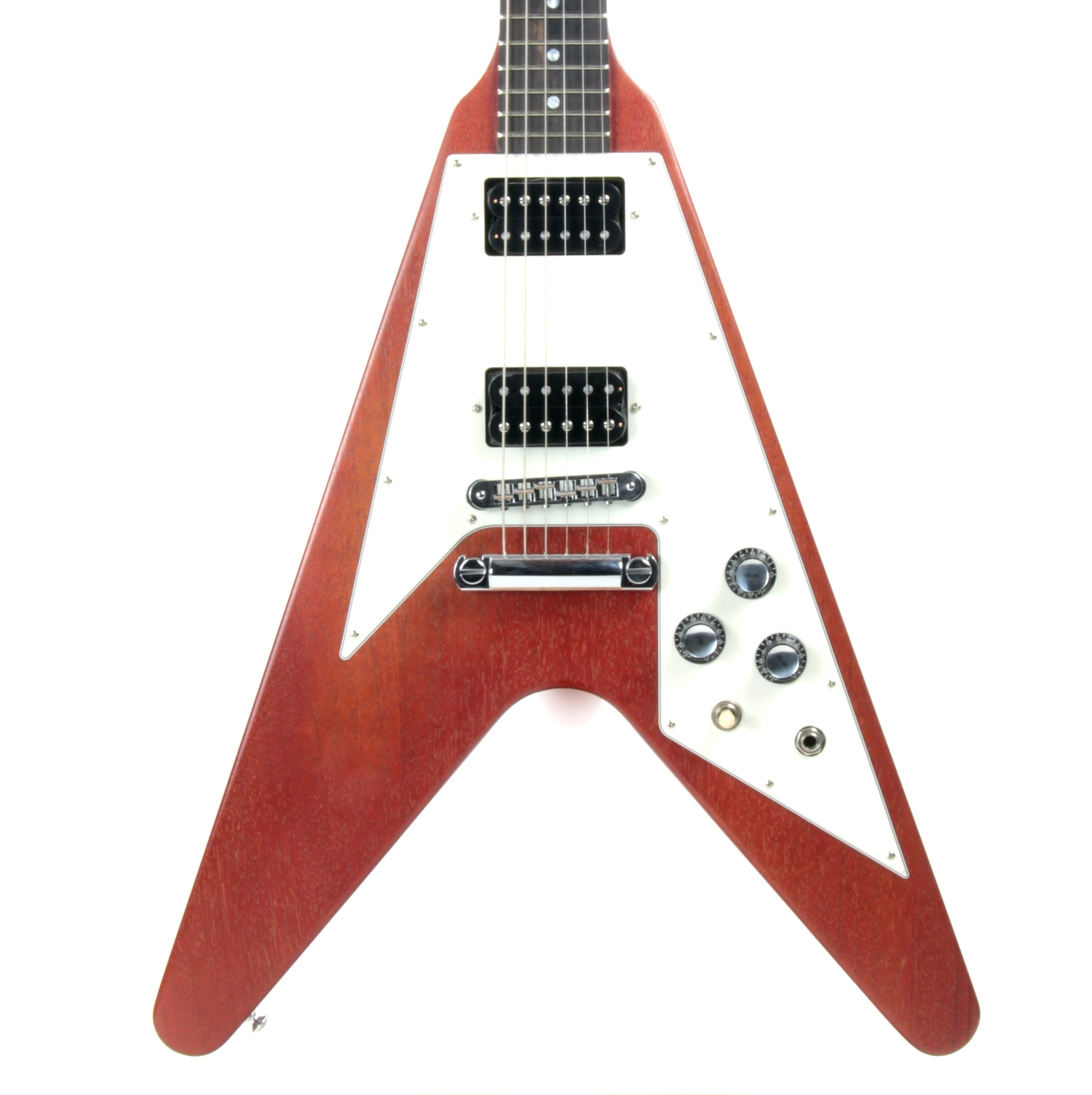 MINTY 2003 Gibson Flying V Faded Cherry w/ Case - EBONY FRETBOARD Vee!