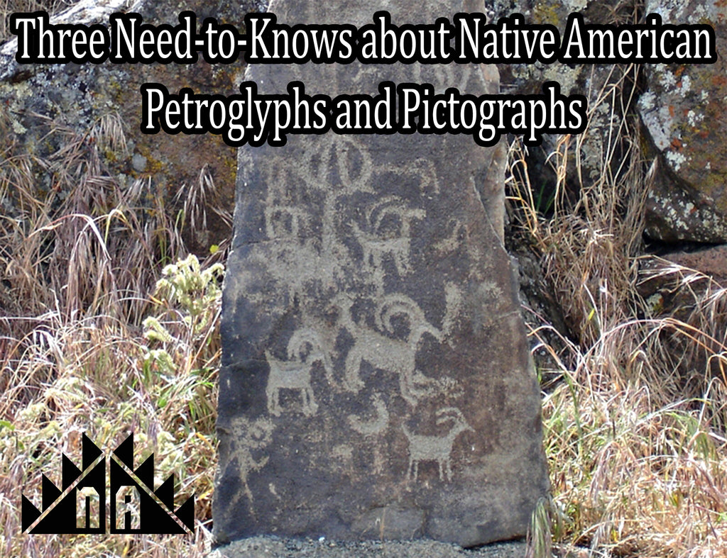 Three Need-to-Knows about Native American Petroglyphs and Pictographs