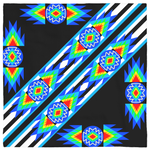 Pow Wow Bandanna (Black)