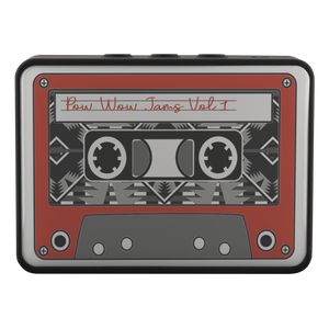 Pow Wow Jams Vol. 1 Bluetooth Speaker-Boxanne