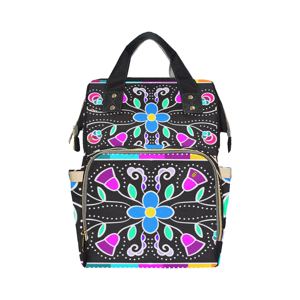 Floral Diaper Bag 2020 Summer