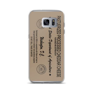 Commod Cheese Samsung Case