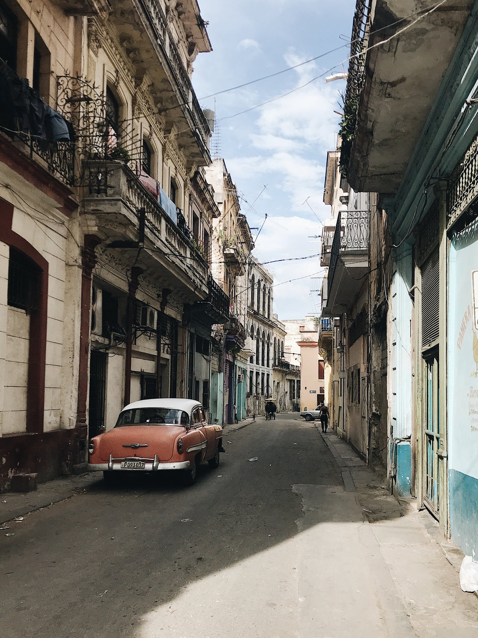 MONTGOMERY COLLECTION | CUBA