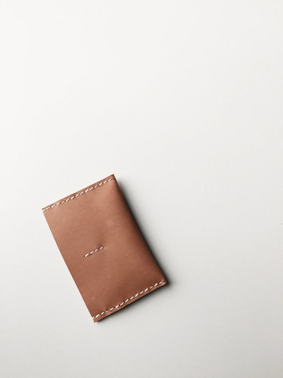 MONTGOMERY COLLECTION | 030 NO. 5 PASSPORT WALLET