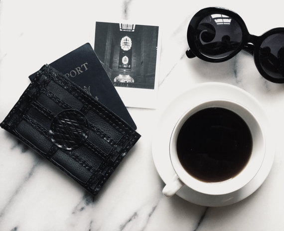 MONTGOMERY COLLECTION | 212 NO. 3 PASSPORT WALLET