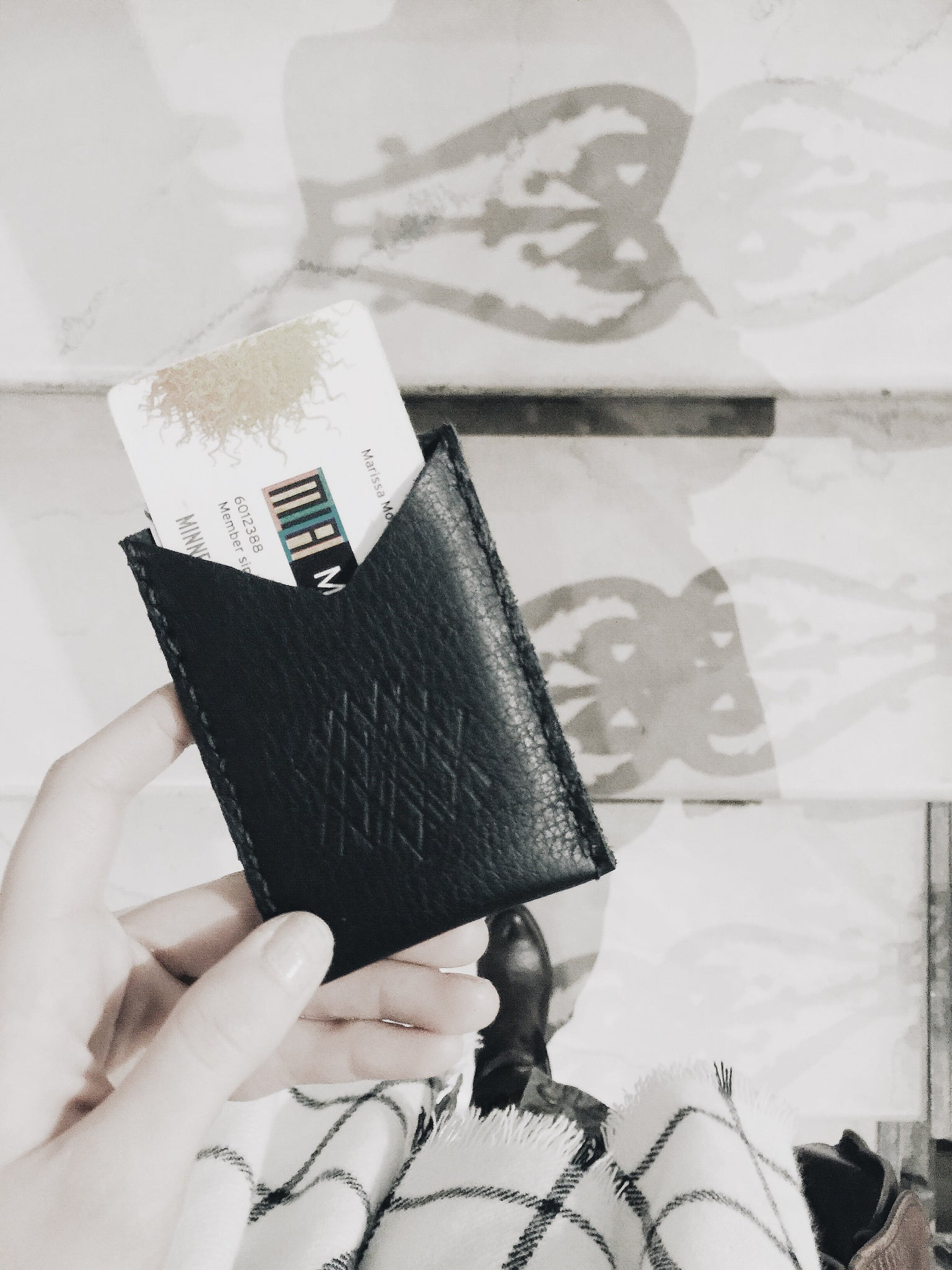 MONTGOMERY COLLECTION | 212 NO. 2 SLIM WALLET