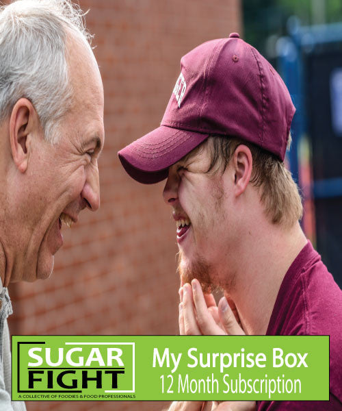 SUGARFIGHT Surprise box - 12 months - Save 15% - SugarFight