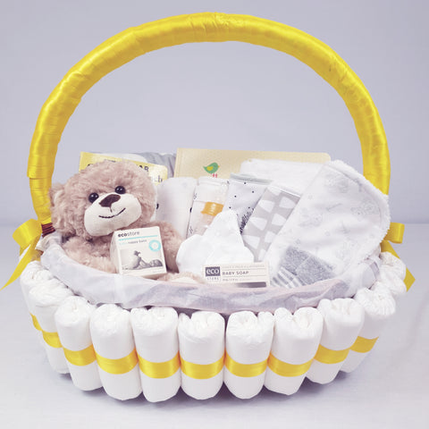 'Dream Big' Classic Gift Hamper Yellow