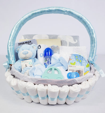'Dream Big' Classic Gift Hamper Blue
