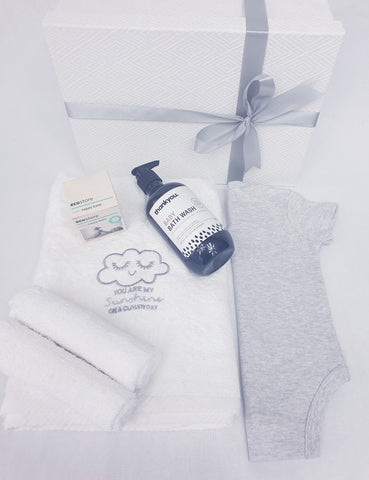 'Bath Time' Baby Gift Box