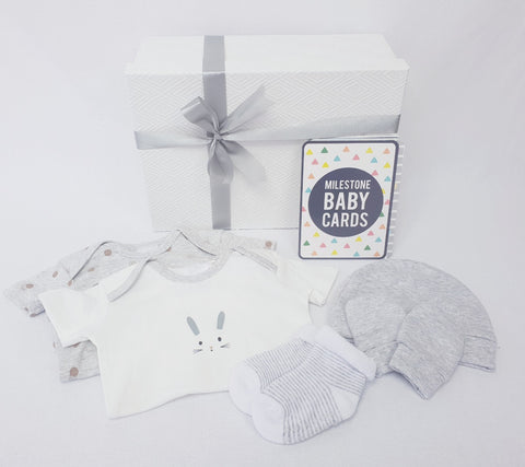 'Welcome To The World' Baby Gift Box