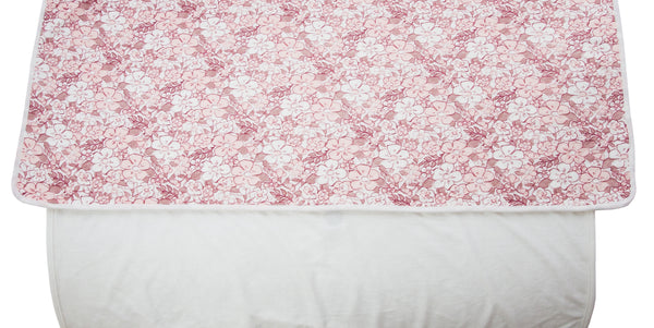 Vintage Floral Bed Mate- Waterproof Sheet Protector