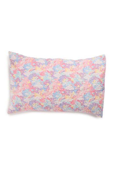 Unicorn Utopia Organic Cotton Quilted Pillow Case