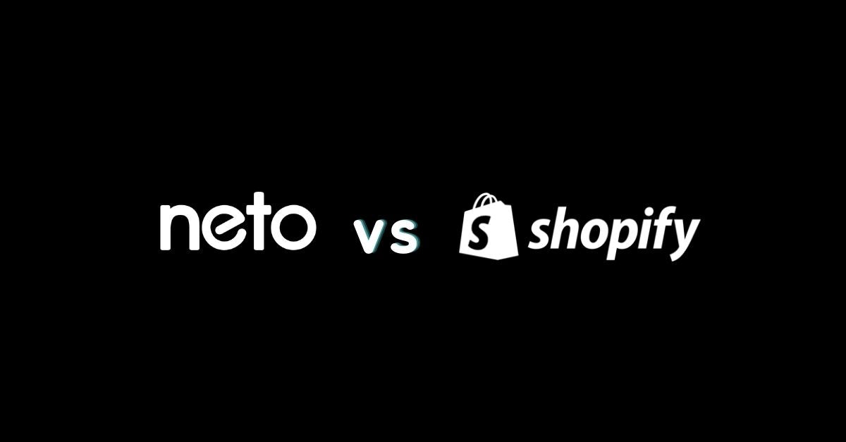 Neto vs. Shopify: Who Offers the Better eCommerce Platform?