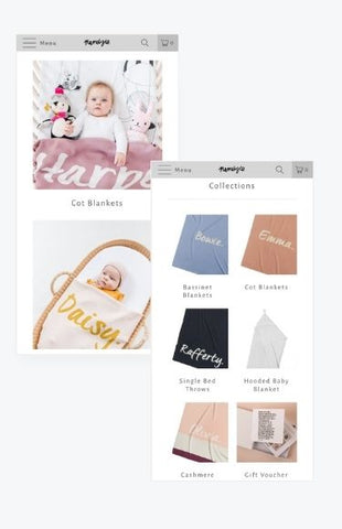 Namely co Shopify store