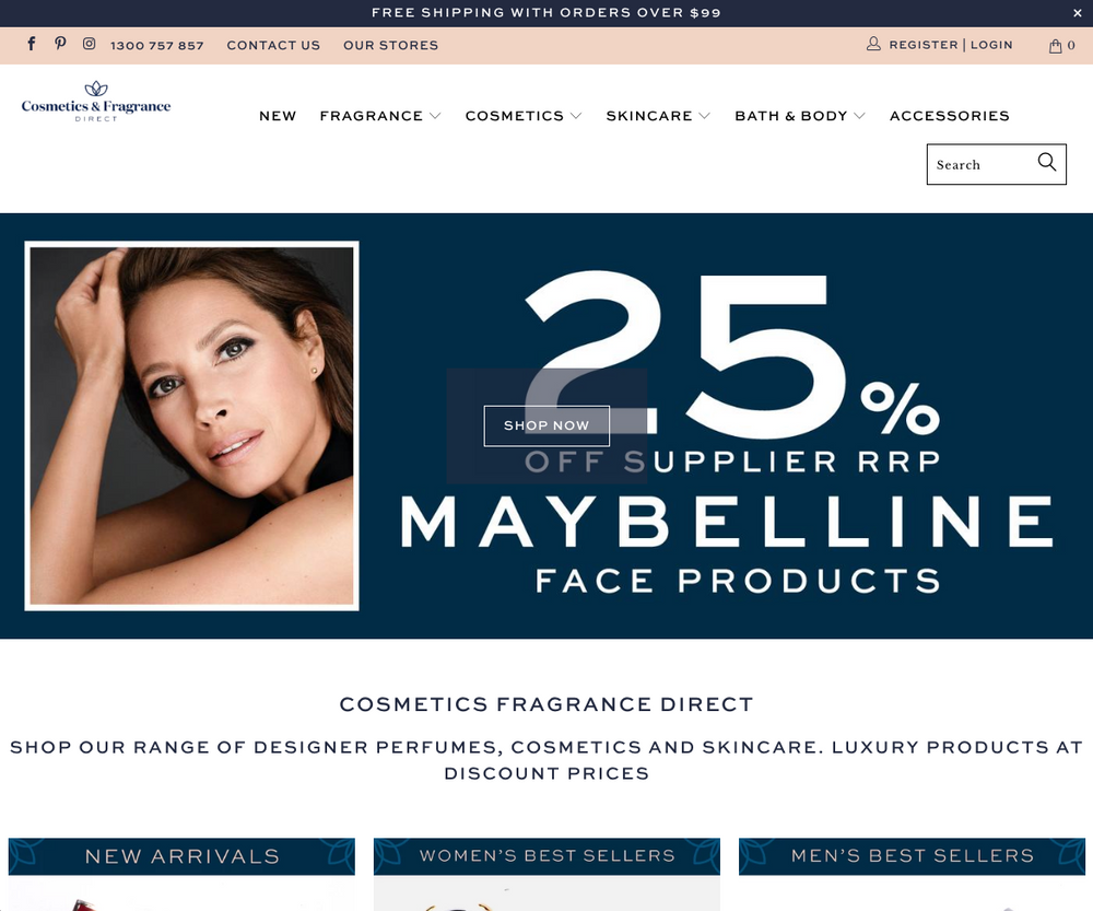 Cosmetics & Fragrance Direct