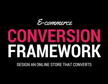 Use The Hope Factory's E-commerce Conversion Framework To Identify Your Conversion Problems...In 5 Minutes or Less. Just enter your email address and click the button that says FREE DOWNLOAD for INSTANT ACCESS.