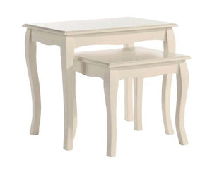 Set of Tables - Ivory