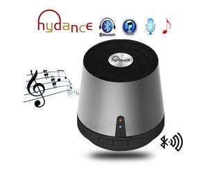 MAXI SOUND MP3 Player with Mini Bluetooth Speaker - SILVER