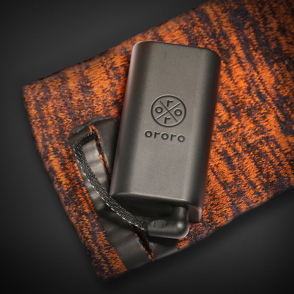 Warm Up Your Toes with ORORO's New Heated Socks
