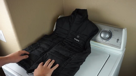 How to Wash Heated Clothing | ORORO Heated Apparel [2020 Update]