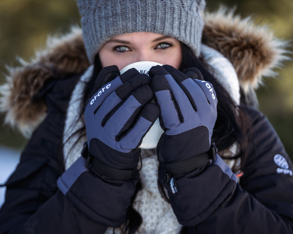 Unisex Heated Gloves