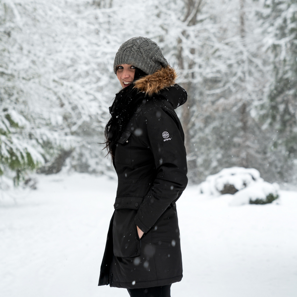 Women's Heated Parka
