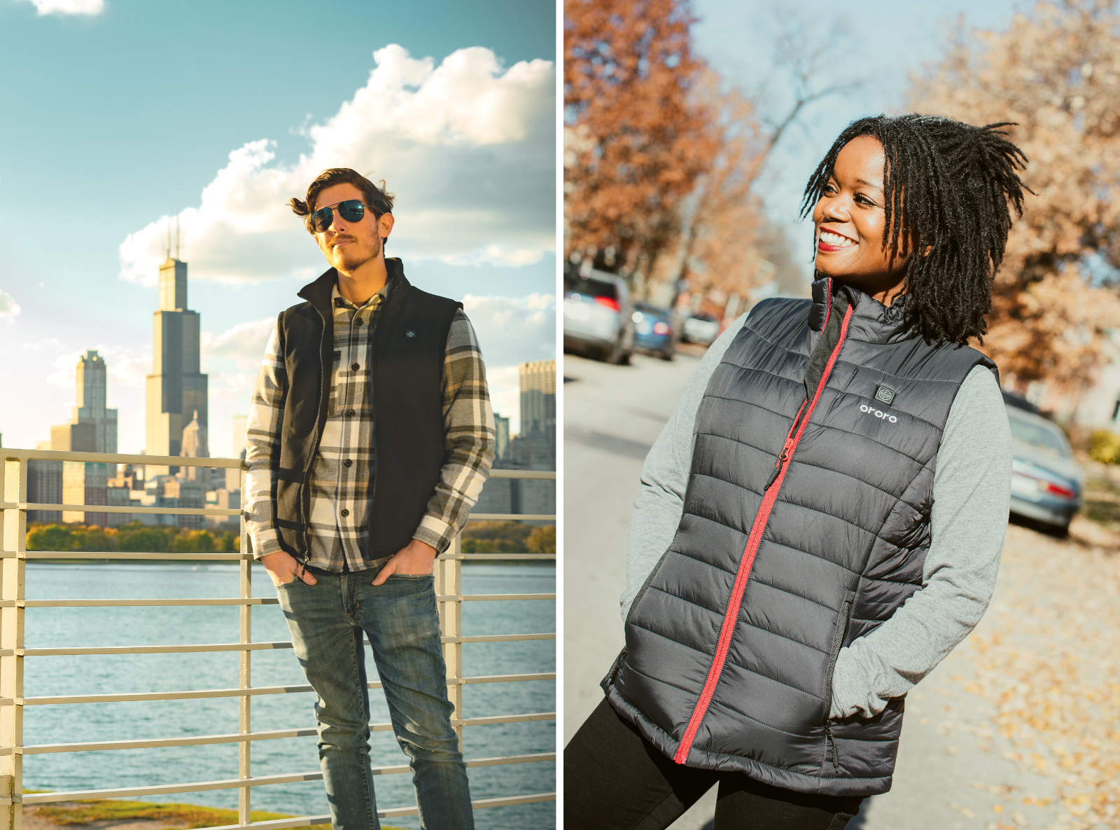 heated vests for spring