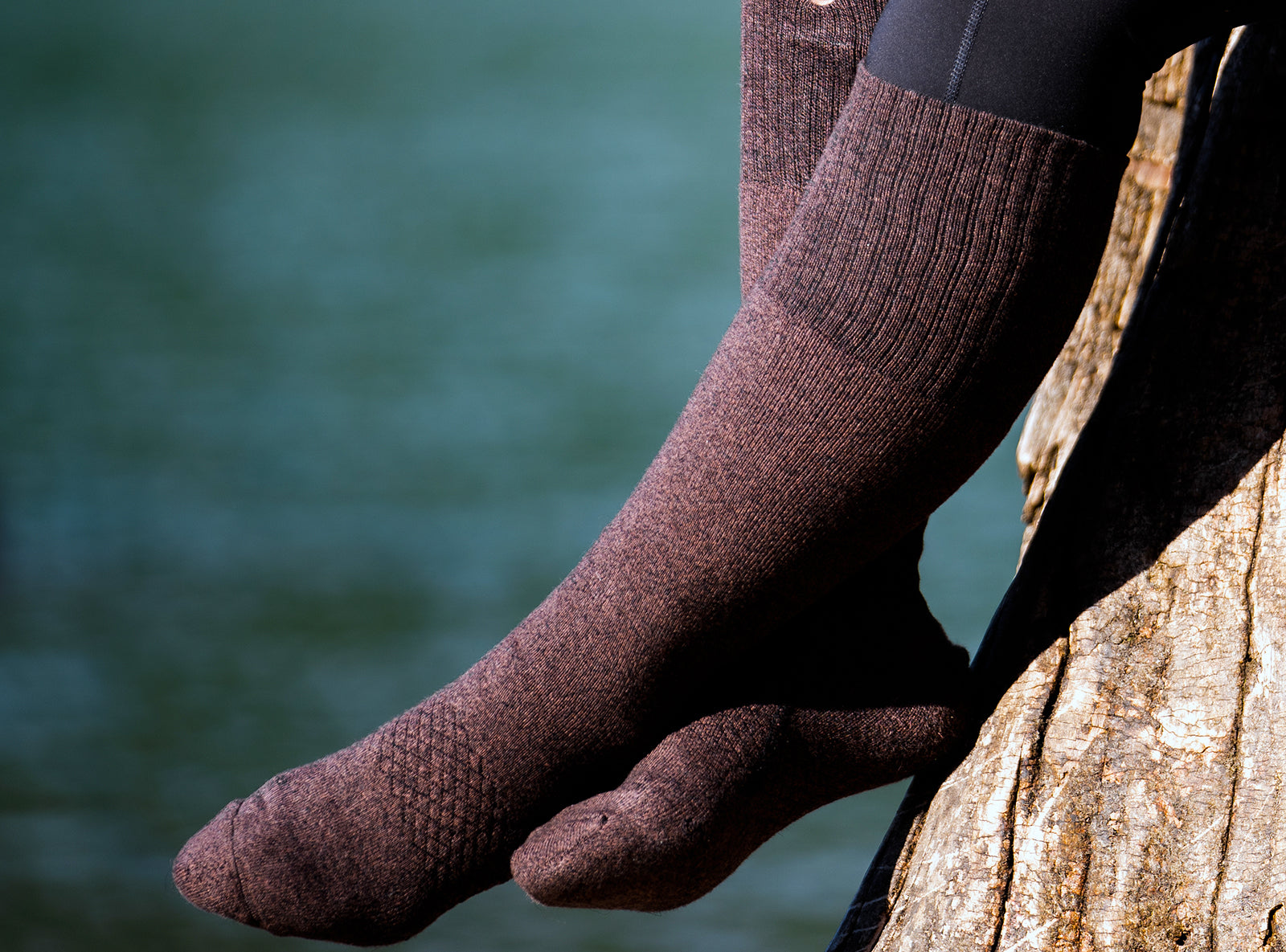 heated socks for people who are always cold