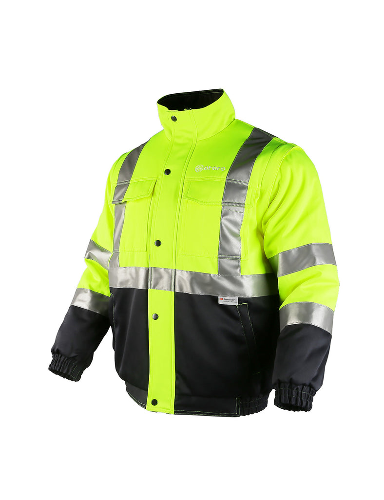 High-visibility Heated Jacket-ORORO