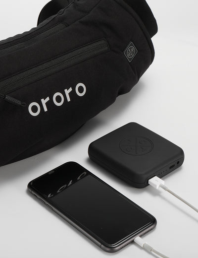 ORORO 8.4V Dual Battery Charger for Heated Gloves