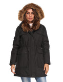 (Open-box) Women Heated Parka - Mid-length - ORORO