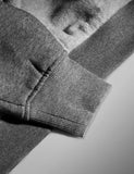 Rib-knit trim on cuffs and hem - ORORO