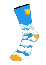 Cloudy Daze Socks - Concept Sock
