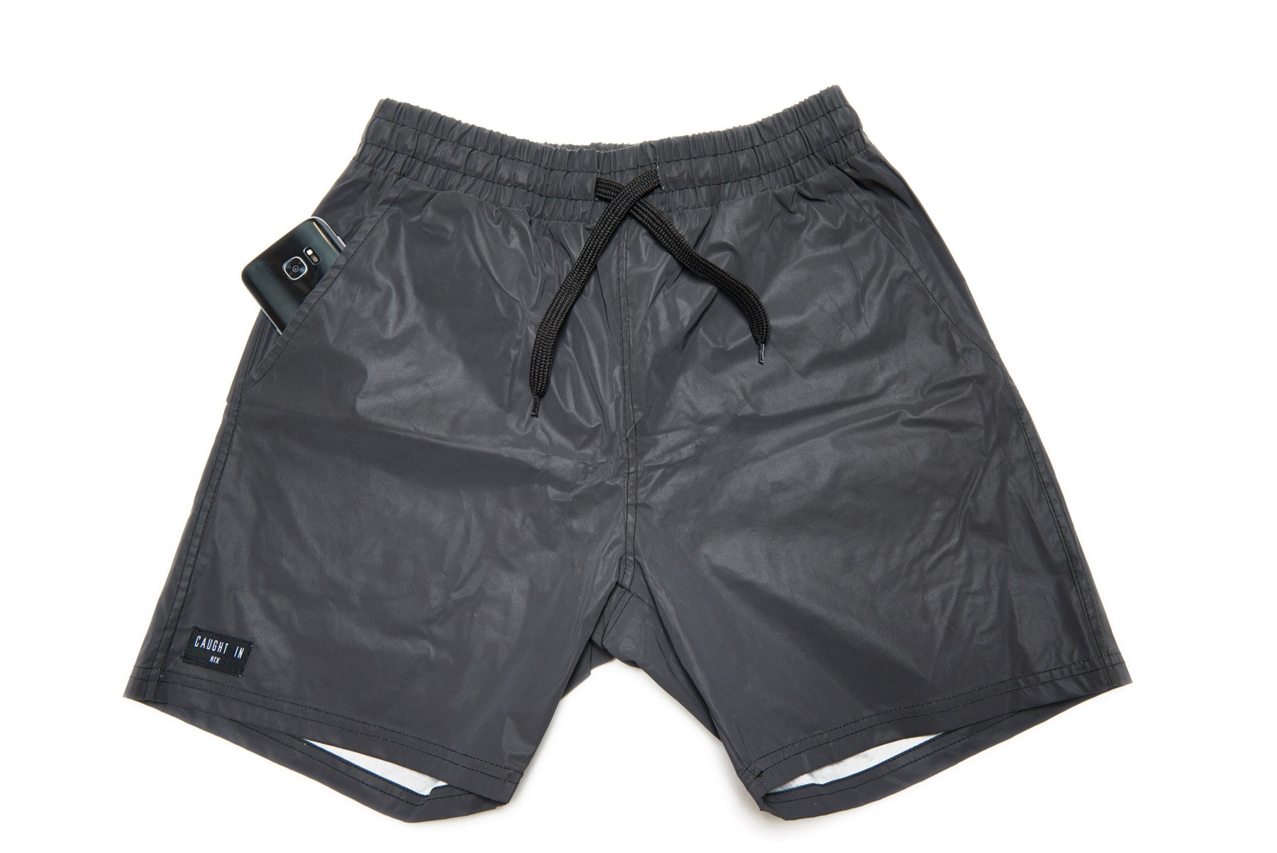 0bd231c9b158 3M Reflective Shorts - Blackish – CAUGHT IN HTX