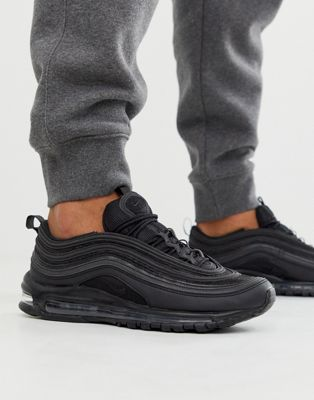 Nike Air Max 97 OG Triple Black   Supreme & Sneakers resell E-Shop - Prague-Boutique.cz