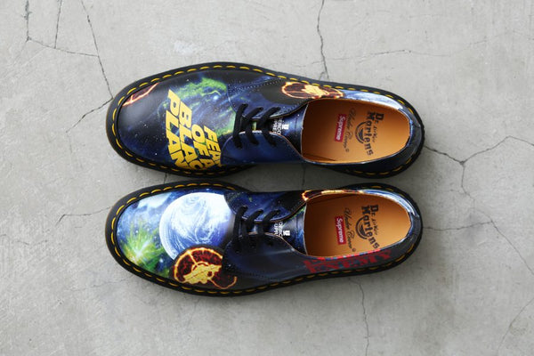 Supreme x Undercover x Public Enemy x Dr. Martens 3-Eye   Supreme & Sneakers resell E-Shop - Prague-Boutique.cz