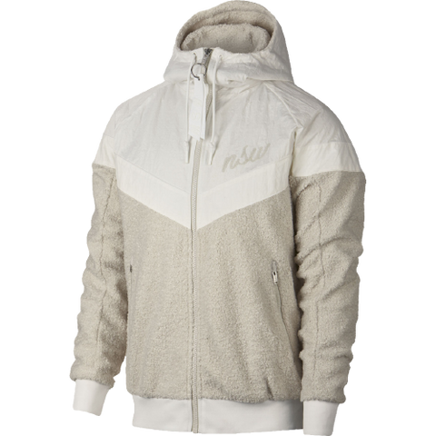 Nike Sportswear NSW Sherpa Windrunner   Supreme & Sneakers resell E-Shop - Prague-Boutique.cz