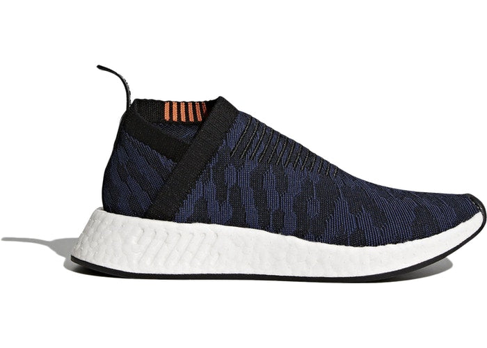 35a684f3 Adidas NMD CS2 W Corel Black Noble Indigo