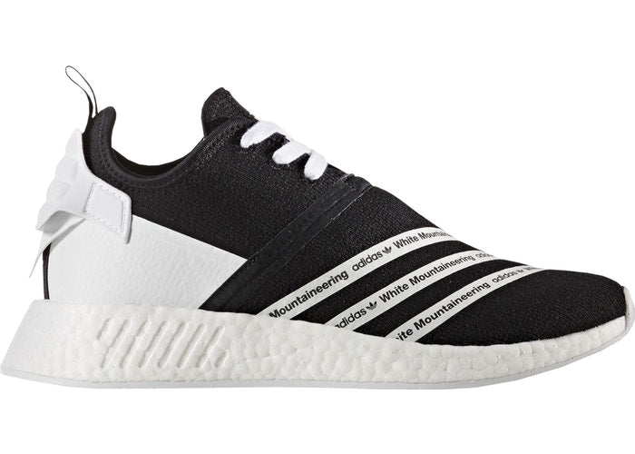 Adidas NMD R2 white mountaineering   Supreme & Sneakers resell E-Shop - Prague-Boutique.cz