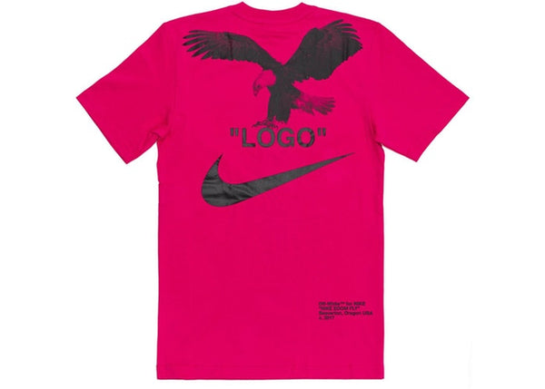 OFF-WHITE x Nike Tee - Pink   Supreme & Sneakers resell E-Shop - Prague-Boutique.cz