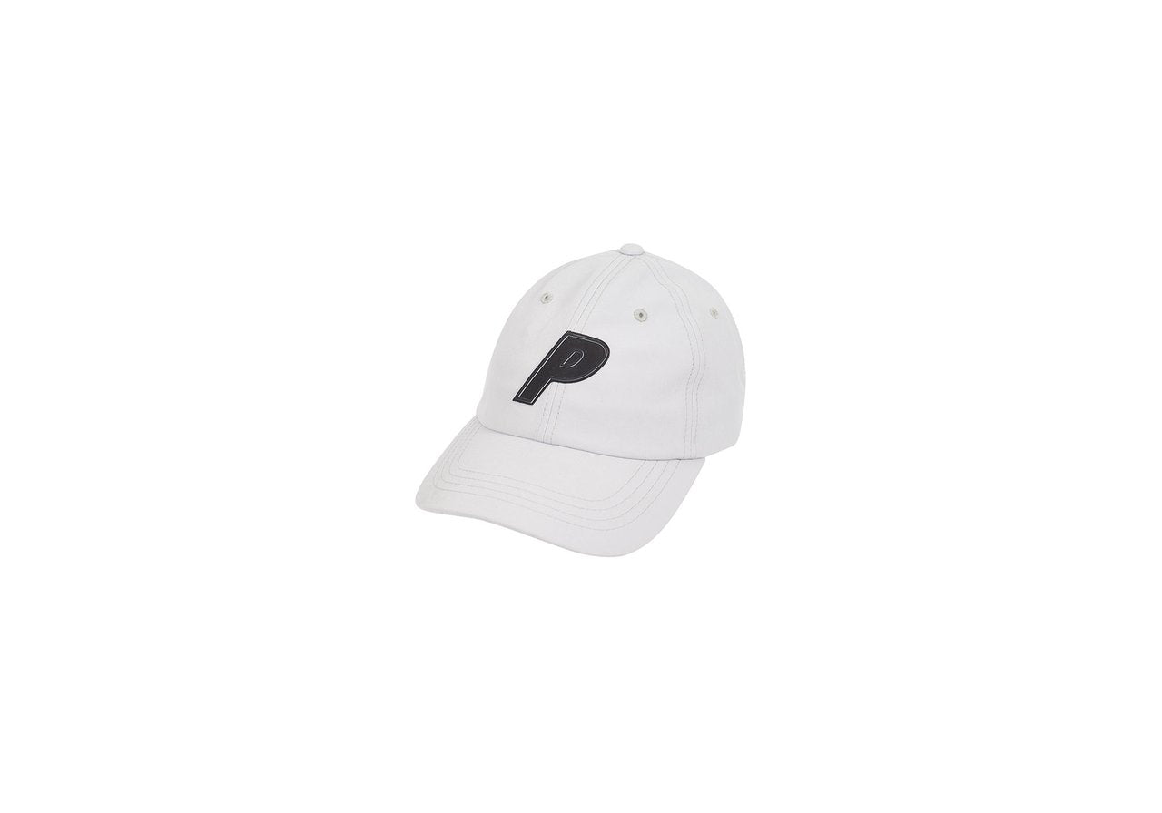 Palace SHADOW SHELL P 6-PANEL grey   Supreme & Sneakers resell E-Shop - Prague-Boutique.cz
