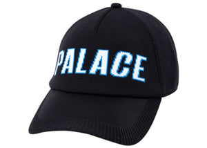 Palace Pal Knit 6-Panel Black   Supreme & Sneakers resell E-Shop - Prague-Boutique.cz