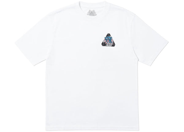 Palace Ripped T-Shirt White   Supreme & Sneakers resell E-Shop - Prague-Boutique.cz